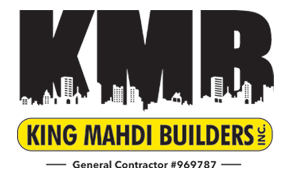 King Mahdi Builders Inc. Logo